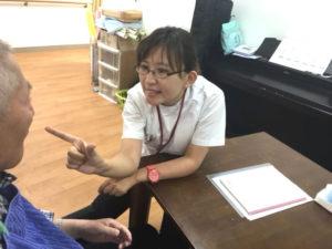 構音障害の訓練